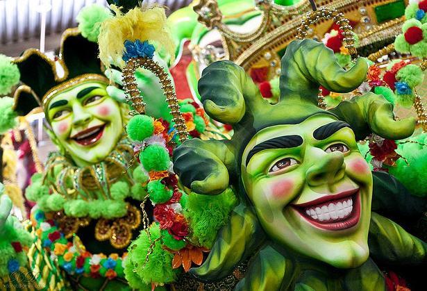Spain Carnival is Back!!!