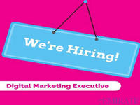 Digital Marketing Executives Required