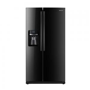 Samsung RS261MDPN 26 cu. Ft. Side by Side - Stainless Platinum