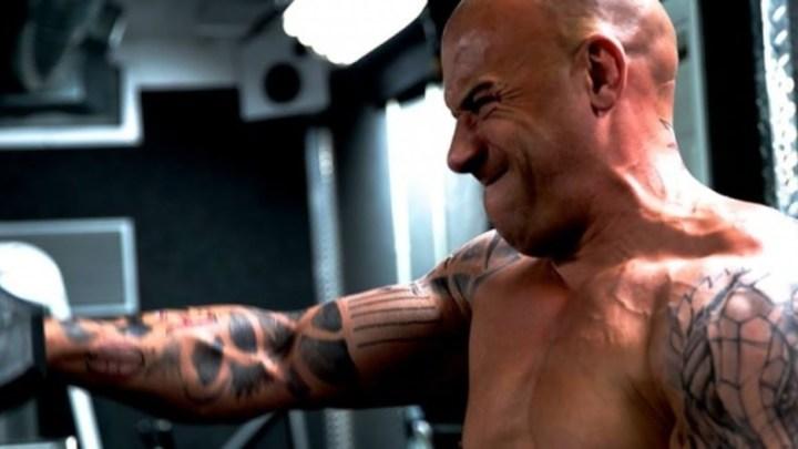 Vin Diesel - Best Training for the Best films!!!