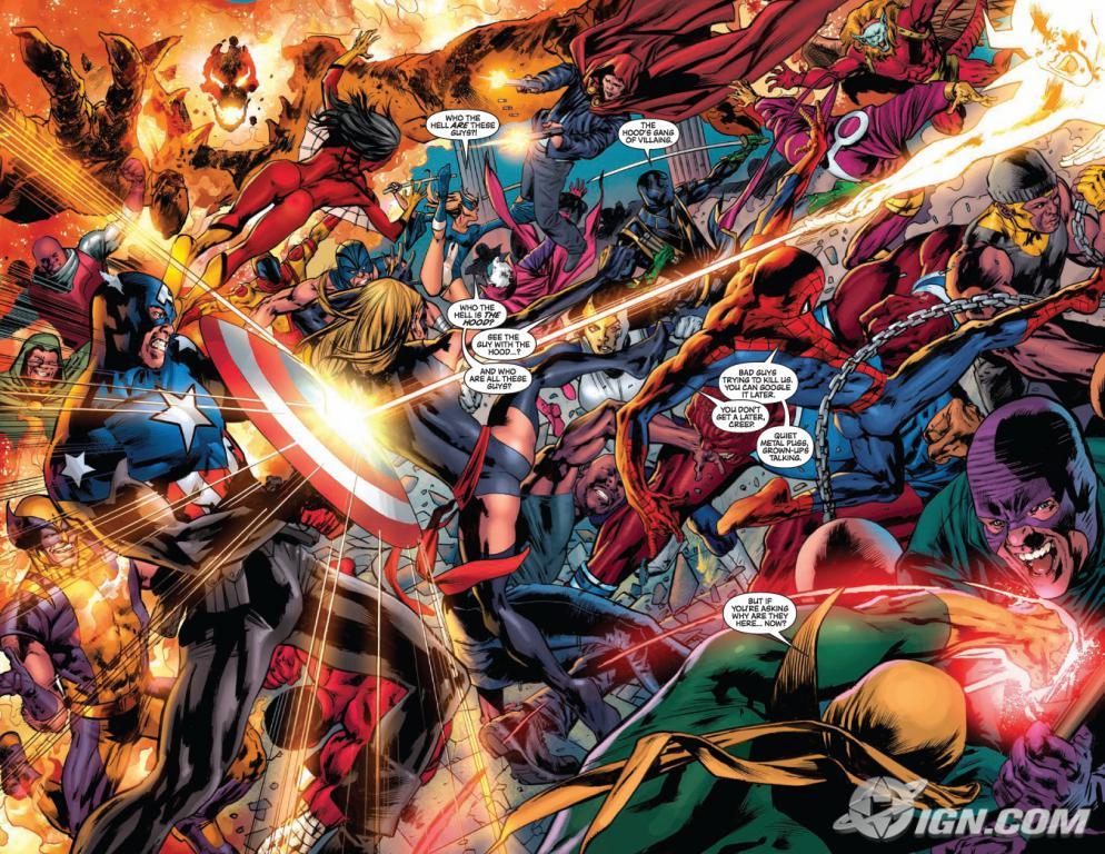 Happy Marvel's The Avengers Day