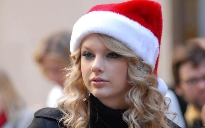 taylor swift christmas