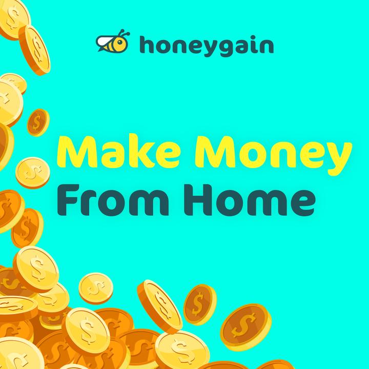 Honeygain Referral | Claim your $5 bonus