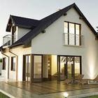 Prefabricated houses look like houses built on site