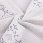What are the characteristics of knitted fabrics?
