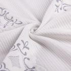 Share the characteristics of jacquard fabric