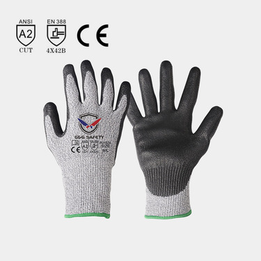 What can be avoided by wearing gloves correctly?