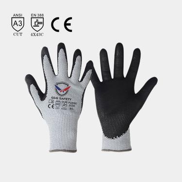 Why choose PU coating gloves