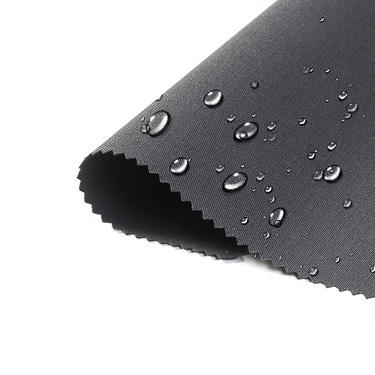 What determines the waterproof performance of the PU coated fab