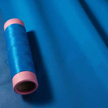 Environmentally friendly and safe RPET fabric