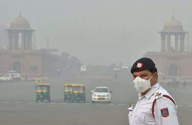 Pollution: Artificial rain plan for Delhi may be a washout