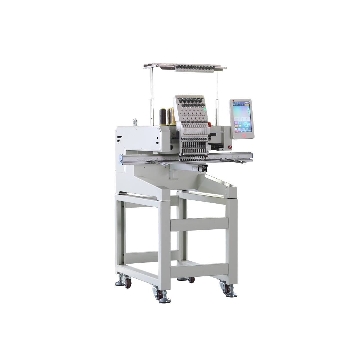 How to choose a good embroidery machine manufacturer?
