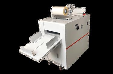 Operation principle of laminating machine