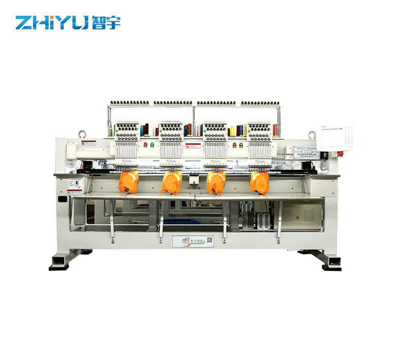 Special embroidery machine can meet all-in-one embroidery