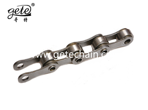 Hollow Pin Chain with Galvanized Layer
