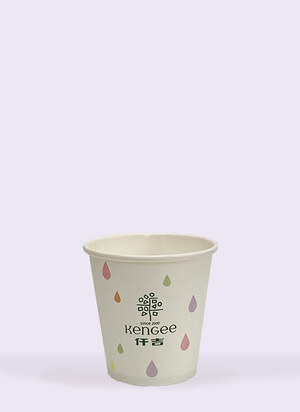 Single Wall Paper Cup Improves And Enhances Product Image