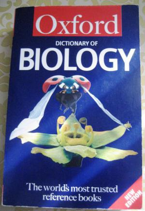 Oxford Dictionary of Biology 6th Edition
