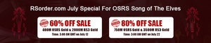 Happy to enjoy coming RSorder 80% discounts for cheap runescape 2007 gold on Jul.22
