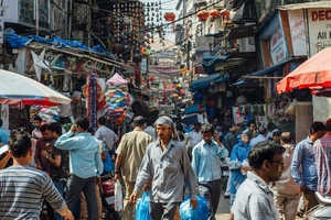 Impact of Overpopulation on India\u2019s Growth