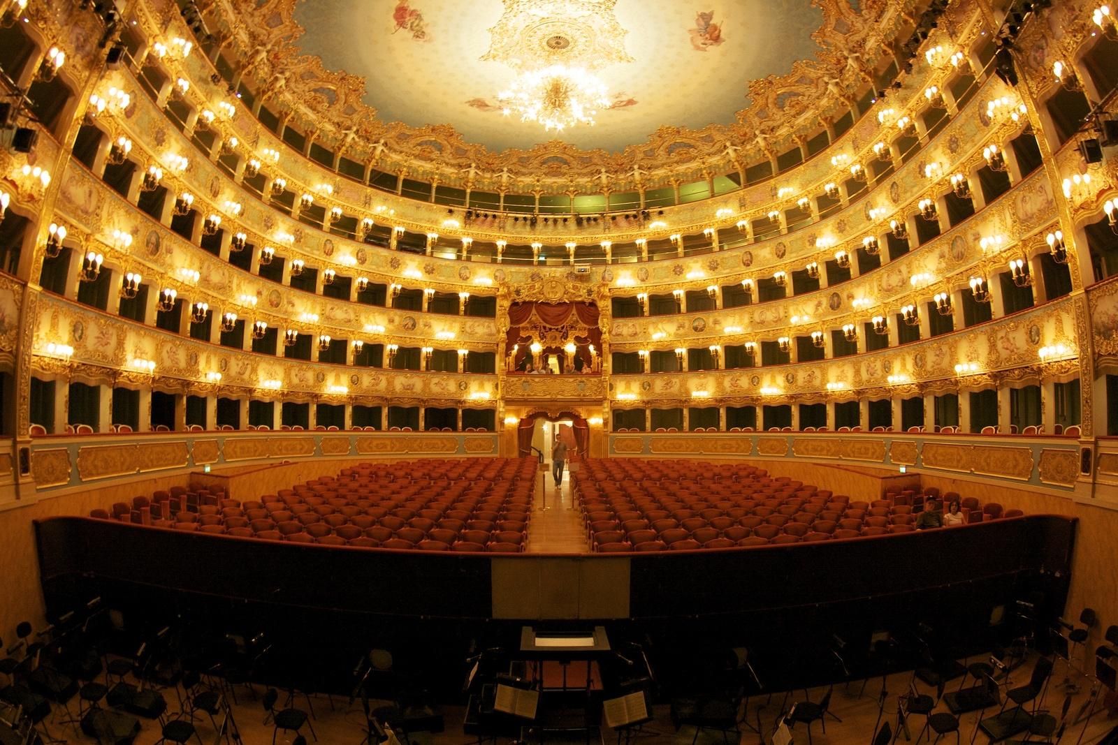 Teatro La Fenice – An iconic opera house
