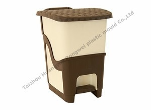 Determine The Equipment And Process Required for The Dustbin Mould