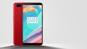 OnePlus 5T A5010 (Lava Red)