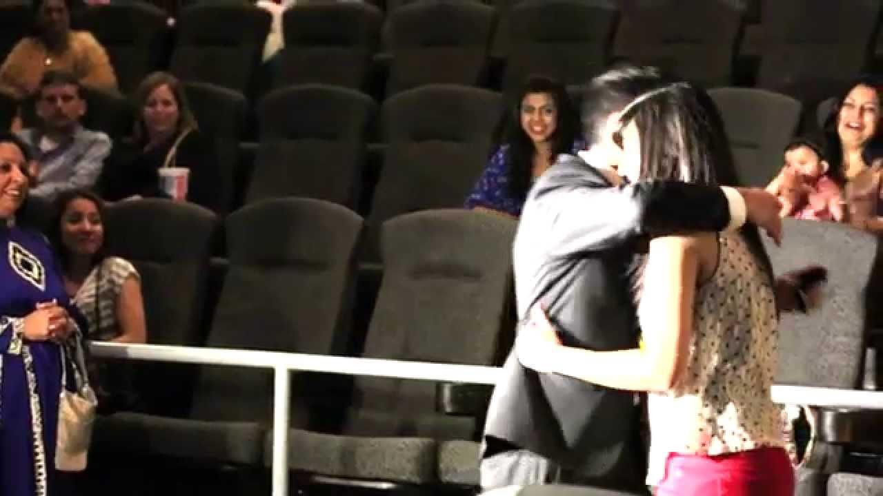 Best Valentine's Day Proposal EVER!!! Bollywood Style